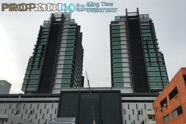 For Rent Office at Atria, Damansara Jaya Freehold Unfurnished 0R/1B 1.5k