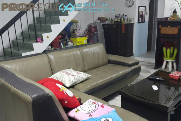 For Sale Terrace at Taman Seri Cheras Jaya, Cheras South Leasehold Fully Furnished 3R/2B 450k