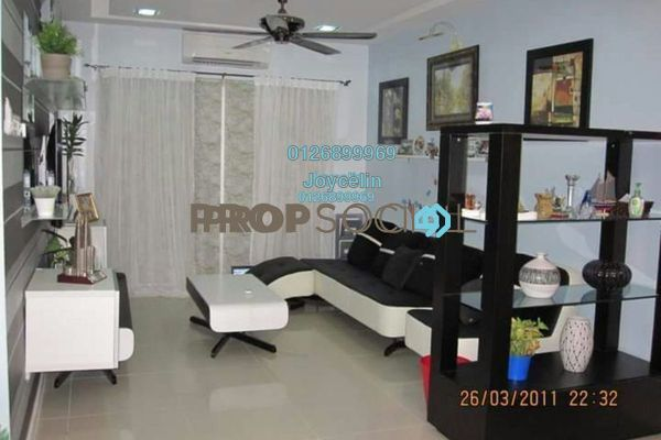 For Sale Condominium at Casa Idaman, Jalan Ipoh Leasehold Semi Furnished 4R/2B 480k