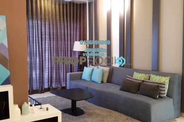 For Rent Condominium at Dex @ Kiara East, Jalan Ipoh Leasehold Semi Furnished 3R/2B 1.9k