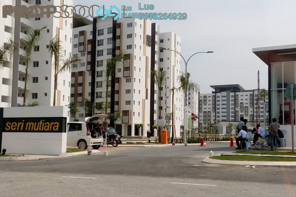 For Rent Apartment at Seri Mutiara, Setia Alam Freehold Unfurnished 3R/2B 850translationmissing:en.pricing.unit