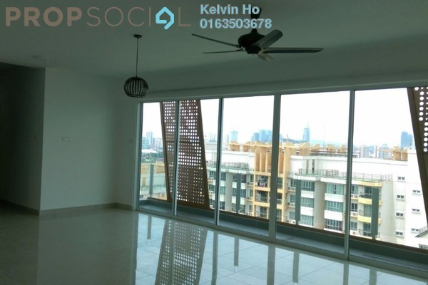 For Rent Condominium at Arte KL, Kuchai Lama Leasehold Semi Furnished 3R/3B 2.3k