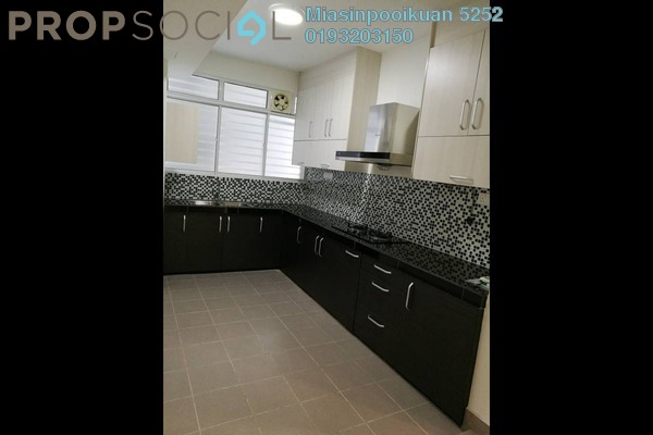 For Sale Condominium at D'Pines, Pandan Indah Freehold Semi Furnished 4R/2B 650k
