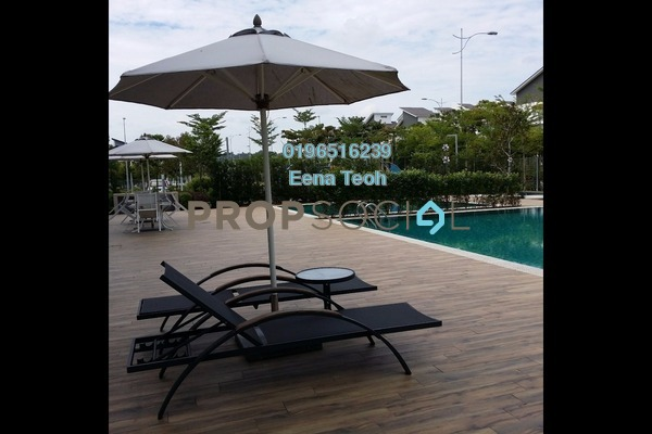 For Sale Terrace at M Residence, Rawang Freehold Unfurnished 4R/3B 630k