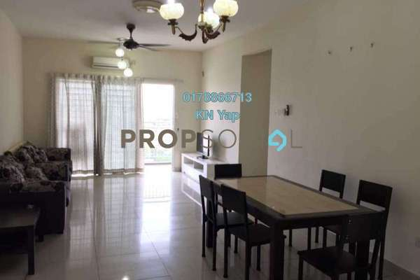 For Rent Serviced Residence at Endah Promenade, Sri Petaling Freehold Fully Furnished 3R/3B 2.7k