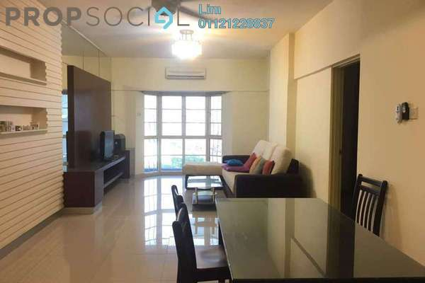For Rent Condominium at Sri Emas, Pudu Freehold Fully Furnished 2R/2B 2.5k