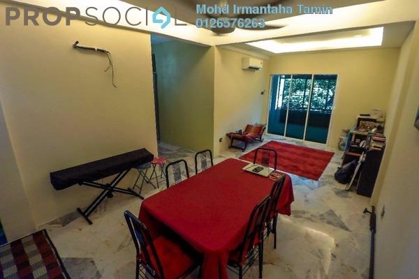 For Sale Apartment at Taman Impian Ehsan, Balakong Freehold Semi Furnished 3R/2B 240k