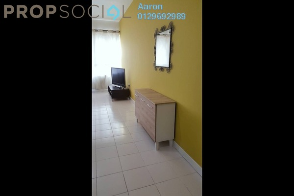 For Rent SoHo/Studio at Ritze Perdana 1, Damansara Perdana Freehold Fully Furnished 1R/1B 1.3k