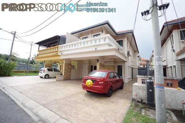 For Sale Semi-Detached at Desa Villa Merab, Bangi Freehold Semi Furnished 5R/4B 825k