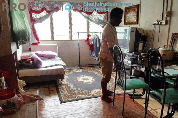 For Sale Apartment at Taman Wilayah Selayang, Selayang Leasehold Unfurnished 2R/1B 90k