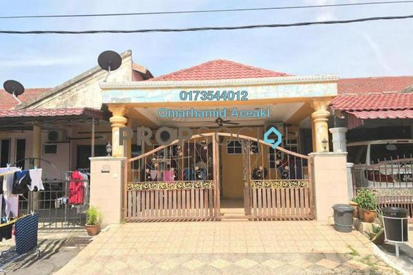For Sale Terrace at Taman Cheras Jaya, Balakong Freehold Semi Furnished 3R/2B 369k
