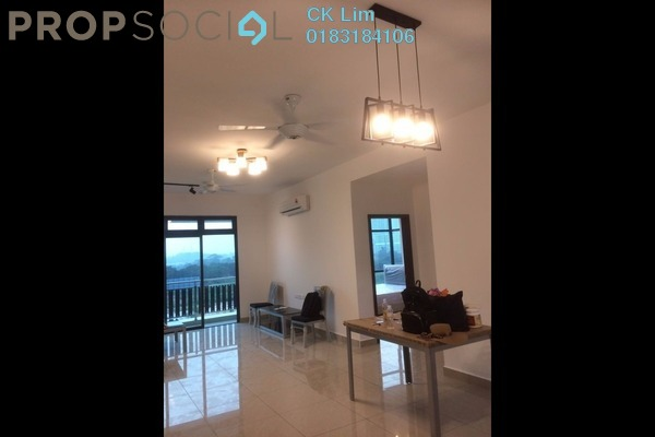 For Rent Serviced Residence at D'Secret Garden, Johor Bahru Freehold Fully Furnished 2R/2B 1.5k