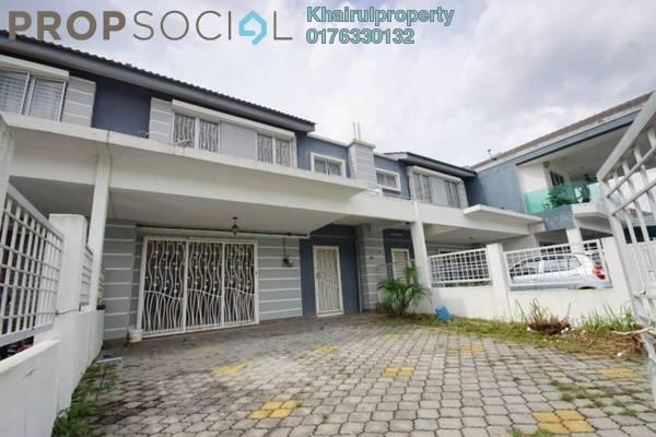 For Sale Terrace at Seksyen 8, Bandar Baru Bangi Freehold Semi Furnished 5R/3B 785k