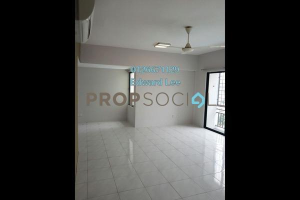 For Rent Condominium at Tiara Ampang, Ampang Freehold Semi Furnished 2R/2B 1.55k