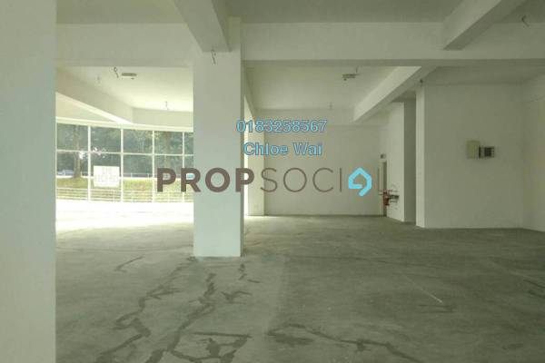 For Rent Shop at Ostia Bangi Business Avenue, Bandar Baru Bangi Freehold Unfurnished 0R/2B 7k