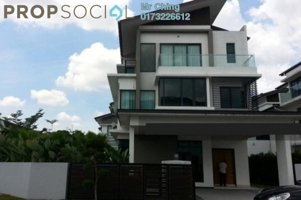 For Sale Bungalow at USJ 1, UEP Subang Jaya Freehold Semi Furnished 6R/8B 2.95m
