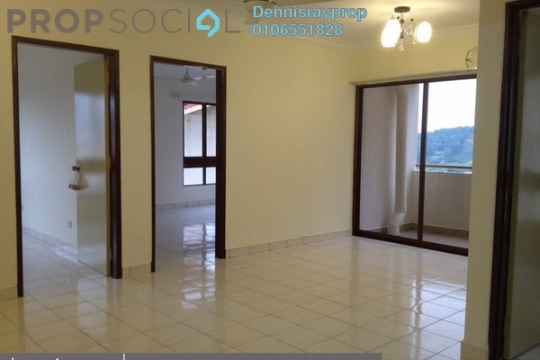 For Rent Condominium at Palm Spring, Kota Damansara Freehold Semi Furnished 3R/2B 1.5k