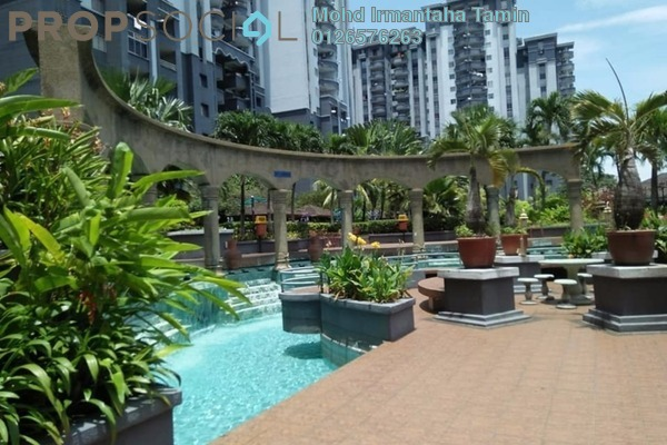 For Sale Condominium at Amadesa, Desa Petaling Leasehold Unfurnished 3R/2B 390k