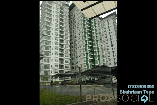 For Sale Condominium at D'Pines, Pandan Indah Freehold Unfurnished 4R/3B 690k