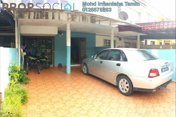 For Sale Terrace at Bandar Tasik Kesuma, Semenyih Freehold Semi Furnished 4R/3B 380k