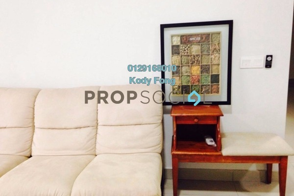 For Rent Condominium at Univ 360 Place, Seri Kembangan Freehold Fully Furnished 1R/1B 1.2k
