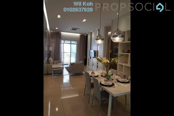 For Sale Serviced Residence at Bandar Teknologi Kajang, Semenyih Leasehold Semi Furnished 3R/2B 307k