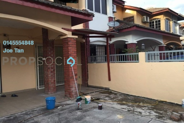 For Rent Condominium at Pandan Perdana, Pandan Indah Freehold Semi Furnished 4R/3B 1.5k