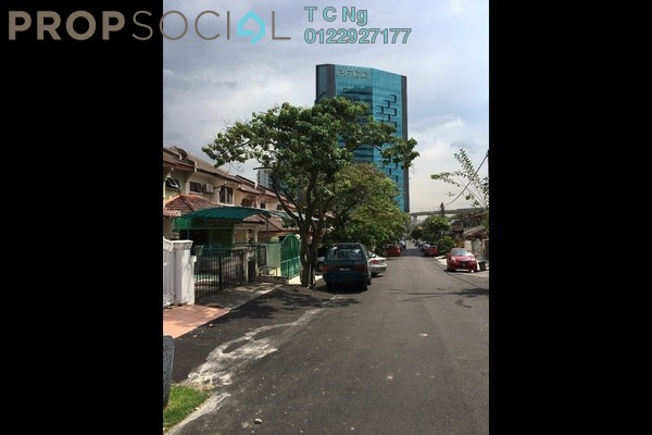 For Rent Terrace at Taman Wawasan, Pusat Bandar Puchong Freehold Unfurnished 4R/3B 1.35k