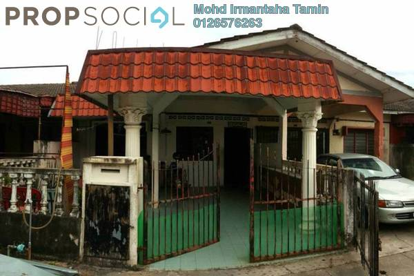 For Sale Terrace at Taman Desa Permai, Meru Freehold Unfurnished 3R/2B 270k