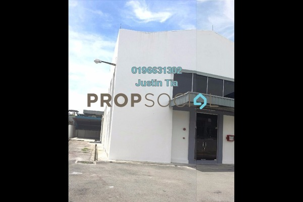 For Rent Factory at BK1, Bandar Kinrara Freehold Semi Furnished 0R/0B 14k