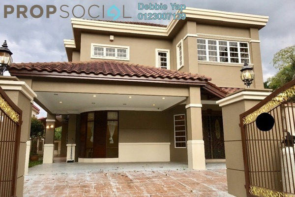 For Sale Bungalow at Villa Damansara, Kota Damansara Leasehold Semi Furnished 5R/5B 3.6m