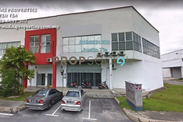For Rent Factory at Section 27, Shah Alam Freehold Semi Furnished 0R/0B 13k