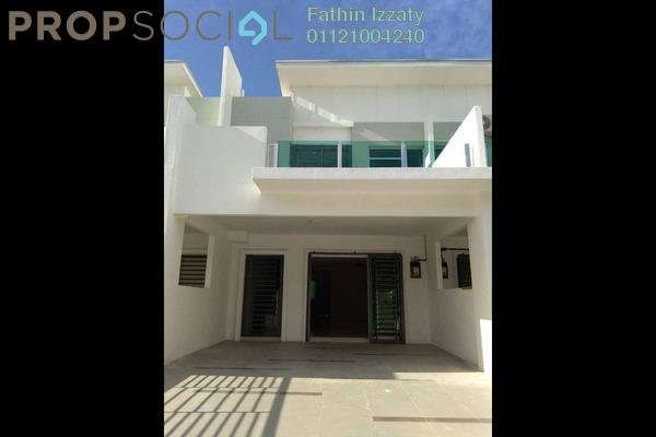 For Rent Terrace at Sendayan Merchant Square, Bandar Sri Sendayan Freehold Semi Furnished 4R/3B 1.2k