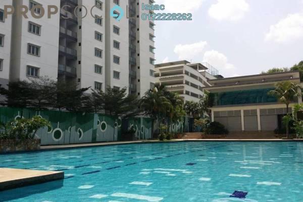 For Sale Condominium at Aman Heights, Seri Kembangan Freehold Semi Furnished 3R/2B 460k