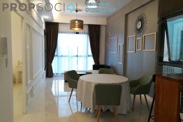 For Rent Condominium at Tropicana Gardens, Kota Damansara Freehold Fully Furnished 1R/1B 2.3k