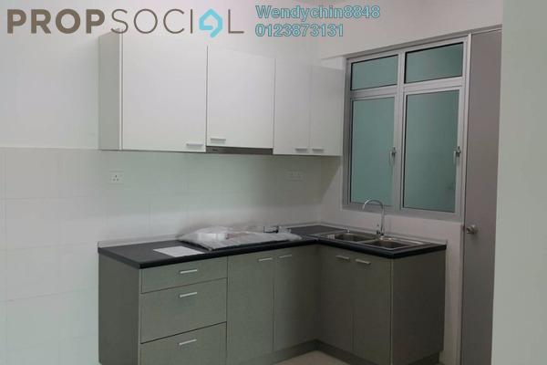 For Rent Condominium at Kiara Residence 2, Bukit Jalil Freehold Semi Furnished 3R/3B 1.8k