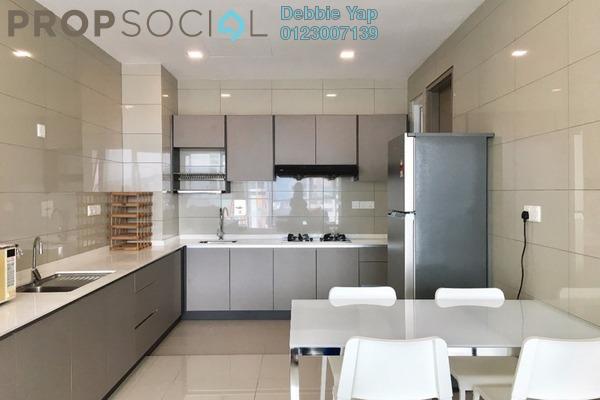 For Rent Condominium at Uptown Residences, Damansara Utama Freehold Fully Furnished 2R/3B 5.25k