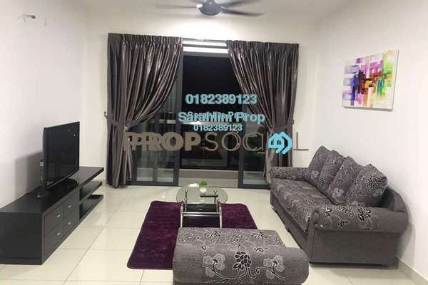 For Rent Condominium at You Vista @ You City, Batu 9 Cheras Freehold Fully Furnished 3R/2B 2k