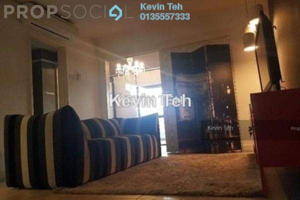 For Sale Condominium at Tivoli Villas, Bangsar Freehold Fully Furnished 1R/1B 725k