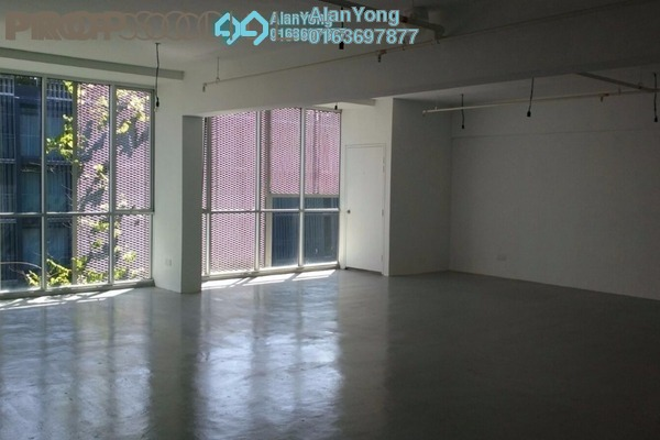 For Rent Office at d7, Sentul Freehold Semi Furnished 0R/0B 2.7k