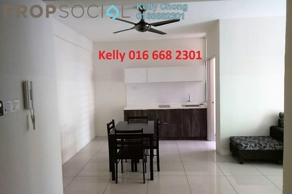 For Rent Apartment at Starz Valley, Putra Nilai Freehold Fully Furnished 2R/1B 1.4k