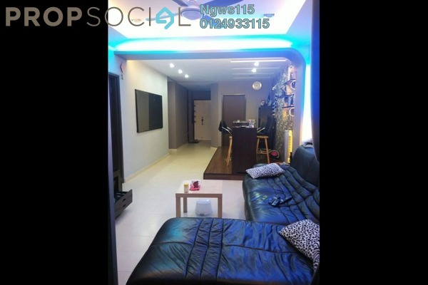 For Rent Condominium at Cassia, Butterworth Freehold Fully Furnished 3R/2B 1.5k