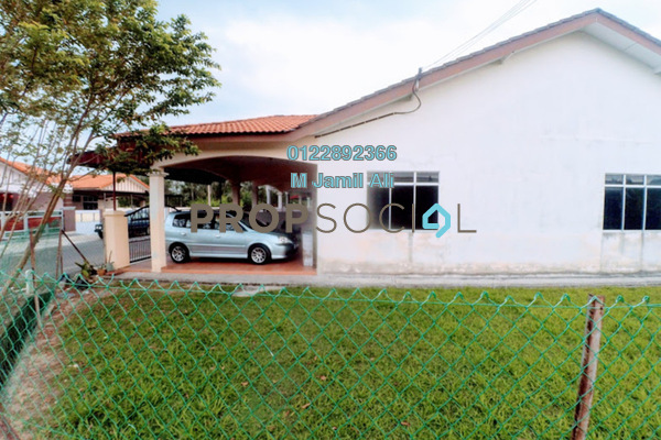 For Sale Terrace at Taman Kemawan, Segamat Freehold Unfurnished 3R/2B 250k