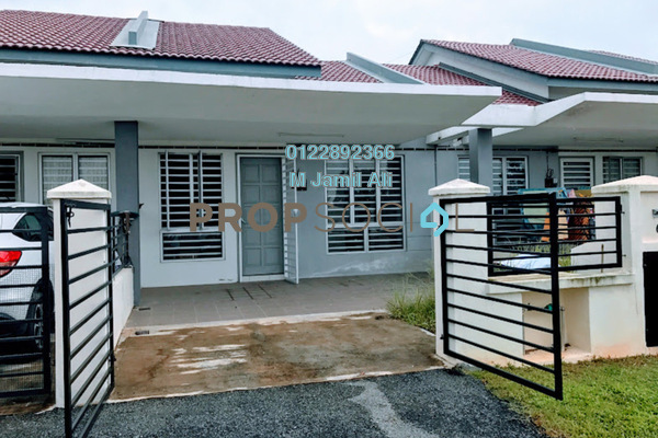 For Sale Terrace at Taman Warisan Bestari, Sepang Freehold Unfurnished 4R/2B 360k