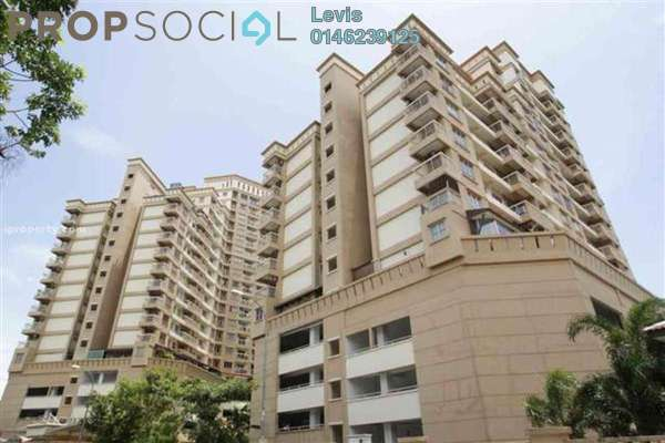For Rent Condominium at Endah Puri, Sri Petaling Freehold Fully Furnished 3R/2B 1.8k