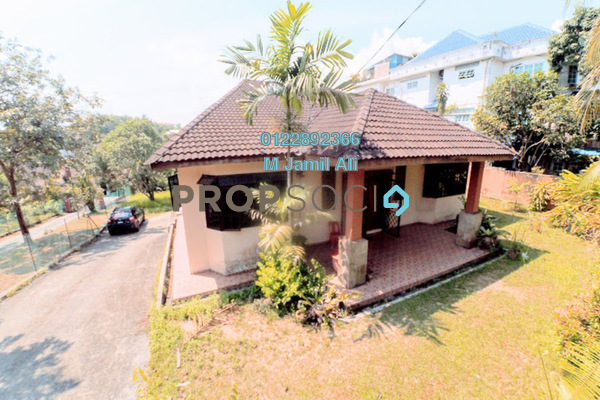 For Sale Bungalow at Taman Kempas Utama, Johor Bahru Freehold Unfurnished 4R/3B 750k