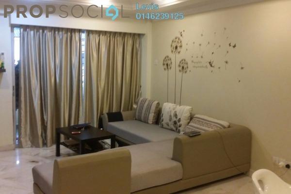 For Sale Condominium at La Villas Condominium, Setapak Freehold Fully Furnished 3R/2B 430k