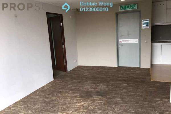 For Rent Office at Galeria Hartamas, Sri Hartamas Freehold Semi Furnished 0R/0B 4k