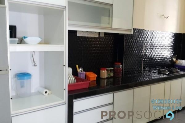 For Sale Condominium at Bukit OUG Condominium, Bukit Jalil Freehold Semi Furnished 4R/2B 458k