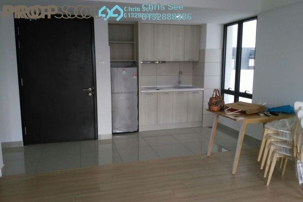 For Rent Condominium at You One, UEP Subang Jaya Freehold Fully Furnished 1R/1B 2.5k